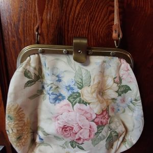 33 East* fabric vintage crossbody